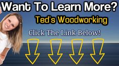 Teds Woodworking Review - Ted Mcgrath Woodworking Plans | Learn woodworking