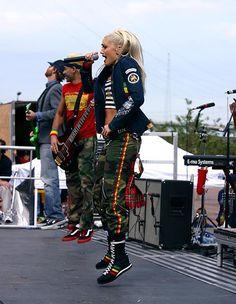 My Love is So Rocksteady | No Doubt | Gwen Stefani