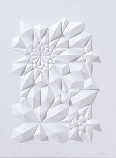Tessellation Series   -  Matthew Shlian   -   http://www.mattshlian.com/