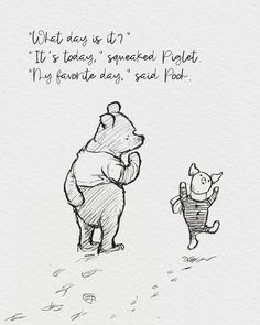 Wisdom Quotes, Book Quotes, Words Quotes, Sayings, Dad Quotes, Winnie The Pooh Tattoos, Winnie The Pooh Quotes, Dad In Heaven, Enough Is Enough Quotes