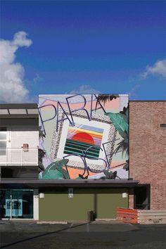 GIF-iti: Street art animado por INSA
