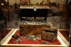 Real Pirates exhibit at Nat Geo