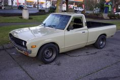 Perfectly Judged: KA24DE/5-Speed Swapped 1974 Datsun 620 | Bring a Trailer
