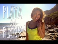 Playa del Plank | POP Pilates Beach Series  This is insane. Just did it and I'm dripping