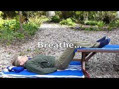 Comfort Positions & Relief Techniques for Low Back Pain using Feldenkrais Method® - YouTube