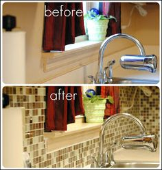 fromourplacetoyours diy backsplash kit installation and review more