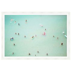 Max Wanger Waikiki No. 4 Photographs ($189) ❤ liked on Polyvore featuring home, home decor, wall art, filler, white home decor, framed wall art, white framed wall art, beach scene wall art and beach home decor