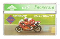 Card number BTG285. 1,000 issued in 1994. Control number 405B00091.
