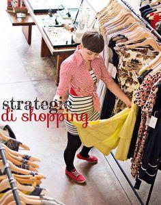 Step 5: pensaci prima! Fai shopping no-stiro