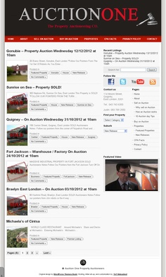 Auction One Property Auctioneers in East London: http://auctionone.co.za