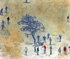 Peter Doig- Love this image