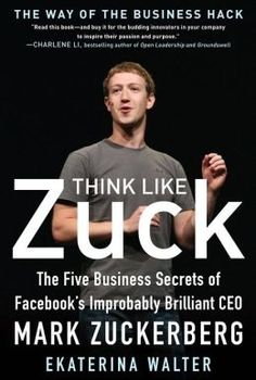 Think Like Zuck – 5 Questions with Ekaterina Walter