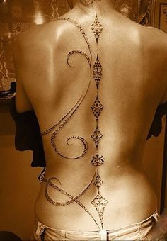 9 Different Spine Tattoo Ideas for You | InkDoneRight  9 Different Spine Tattoo Ideas for You -  We see people investing all the time in back items such as trinkets, jewelry, armor pieces etc. Why then don't a lot of people go…