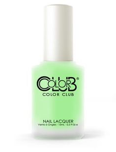 Color Club Matter Nail Laquer