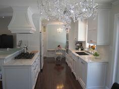 Elegant fresh white kitchens - traditional - kitchen - toronto - Signature Custom Cabinets https://www.facebook.com/SignatureCustomCabinets www.signaturecustomcabinets.com