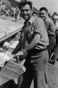 Spanish Republican Soldier, Argeles Concentration Camp, Argeles, France 1939 Foto de Ione Robinson.