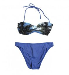 Un bikini U Collection, tendance maillot de bain printemps été 2014