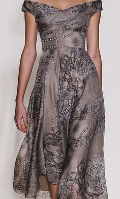 Love this dress. If I ever am mother of a groom maybe!!