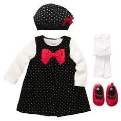Can't wait for my baby to wear this outfit in December!!