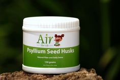 Air's Psyllium Seed Husks is soluble in water, and expands and becomes mucilagi- nous when wet. It's used to relieve constipation, irritable bowel syndrome, diverticulosis, and diarrhea. It is also used as a regular dietary supplement to improve and maintain regular GI transit. The inert bulk of the husks provides a constant volume of solid material in the intestines irrespective of diet or any disease of the gut. Air Thai, Psyllium Seed Husks, Superfood Supplements, Detox Organics, Relieve Constipation, The Husk, Irritable Bowel Syndrome, Natural Remedies, Fiber