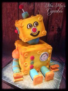 Robbie the Robot Cake  https://www.birthdays.durban