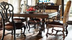 Costa del Sol - Dining Room - Stanley Furniture