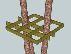 how to build a tree house