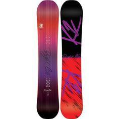K2 Bright Lite Snowboard - Women's 2014 from evo.com $360