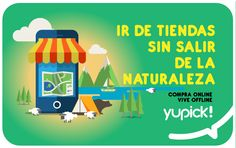yupick! logística para el e-Commerce. Compra online - Vive offline
