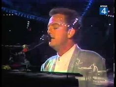 Billy Joel in Moscow 1987 - Live 30 Minutes.