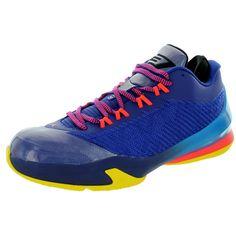 Nike Jordan Men s Jordan Cp3.Viii Royal Blue Black Tr Yll Basketball Shoe 316bb8b0a