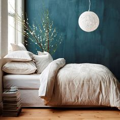 a bedroom wall color I could really love!