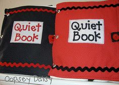 oopsie daisy's quiet book busy book   love this one full of stuff chicka boom balloons to snap on cute