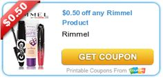 Rimmel London Eye Shadow ONLY $0.50 at Dollar Tree on http://www.icravefreebies.com/