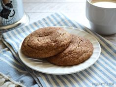 Small batch pumpkin spice snickerdoodles