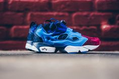 Reebok Drops a New Multicolored Instapump Fury ASYM for Spring