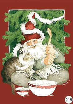 Kuvahaun tulos haulle wanhat joulukortit