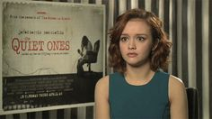 Olivia Cooke fan-zone