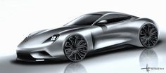 xc coupe concept sketches - Google Search