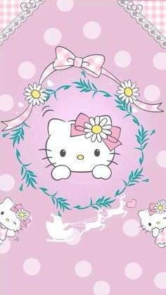 Wall Paper Vintage Iphone Hello Kitty 67 Ideas For 2019 Sanrio Wallpaper, Hello Kitty Wallpaper, Iphone Wallpaper, Wallpaper Backgrounds, Hello Kitty Gifts, Hello Kitty Art, Hello Kitty Imagenes, Hello Kitty Pictures, Kitty Images