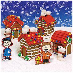 Snoopy Gingerbread House #BigLots