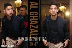 Jual Jaket Al-Ghazali - SK 47   Rockin Era