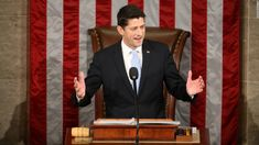 Republican Congressman Paul Ryan was elected new U.S. House of Representatives Speaker on Thursday, promising that he would fix the broken House. #uspolitics