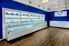 Hrizos store by Goldinni, St. Petersburg – Russia » Retail Design Blog