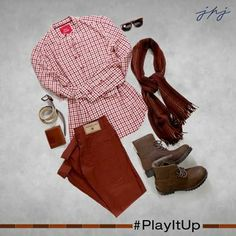 Drive away those mid-week blues with bright colors and a hint of swag! #PlayItUp with John Players Jeans!