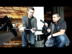 Check out this #SteadyTracker #DSLR Camera stabilizer review by @Tim Stout!