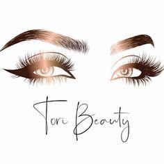 Eyelash Logo Design, Lash Logo, Lash Technician Logo, Salon… – About Eye Makeup Logo Design, Poster Design, Diy Design, Eyelash Logo, Makeup Artist Logo, Lashes Logo, Make Up Tutorials, Models Makeup, Salon Design