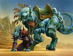 #wowtcg #warcraft #troll #chasseur #hunter