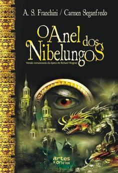 Mitologia Nórdica - livro: O Anel dos Nibelungos