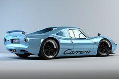Gullwing-America P904 Carrera